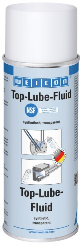 Smar przyczepny Top-Lube-FLUID spray 400 ml, 11512400 WEICON