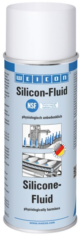 Smar silikonowy, Silicone-Fluid spray 400 ml, 11351400 WEICON